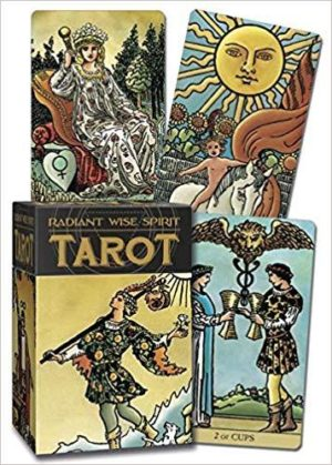 Tarot de l'esprit radieux (Radiant wise spirit tarot)