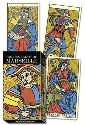 Tarot doré de Marseille (Golden tarot of Marseille)