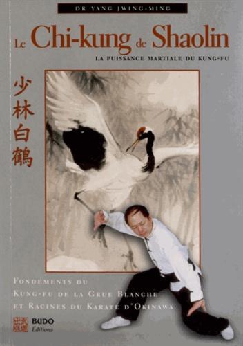Le Chi-kung de Shaolin - La puissance martiale du Kung-fu