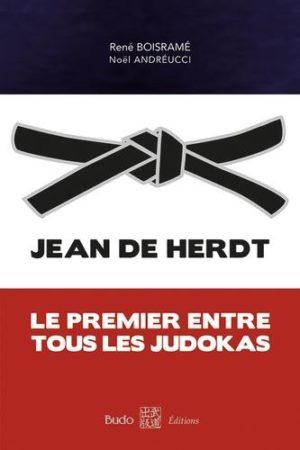 Jean De Herdt - Le premier entre tous les judokas