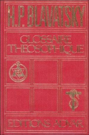 Glossaire théosophique
