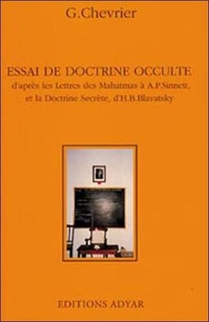 Essai de Doctrine Occulte
