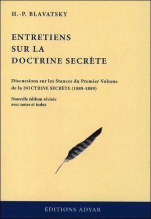 Entretiens sur la Doctrine secrète