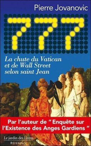 777, La chute du Vatican et de Wall Street selon saint jean - Poche