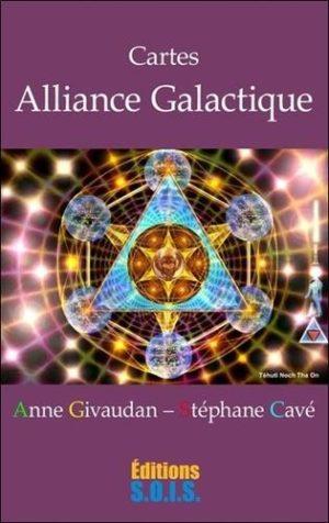 Cartes Alliance Galactique. Contient un livret et des cartes