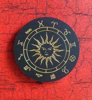 Roue astrologie