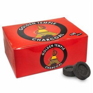Tablettes de charbon