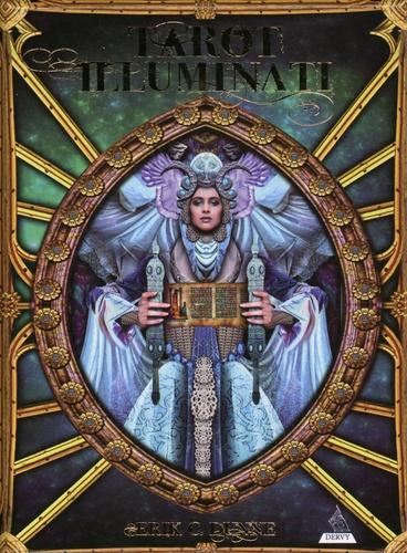 Tarot illuminati. Avec 1 jeu de tarot de 78 cartes et un livre explicatif