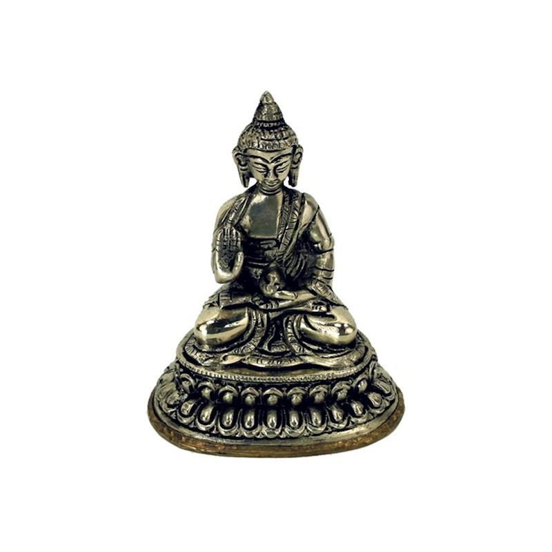 Mini statuette Bouddha Amogasiddhi