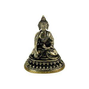 Mini statuette Bouddha Akshobya