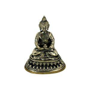 Mini statuette Bouddha Amithaba