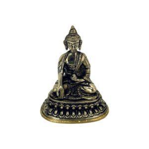 Mini statuette Bouddha Ratnasambhava