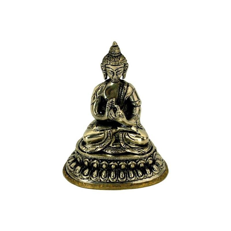 Mini statuette Bouddha Vairochana