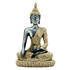 Statue Bouddha de sable