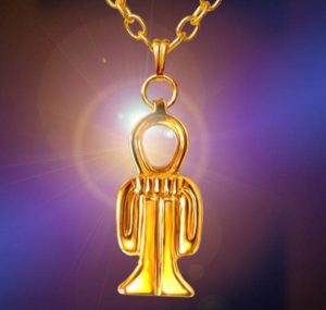 Amulette égyptienne Nœud d'Isis