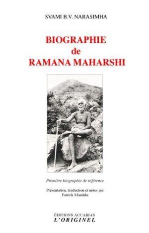 Biographie de Ramana Maharshi - Vie et enseignements