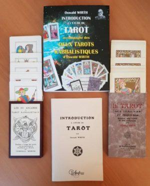 Introduction à l'étude du Tarot