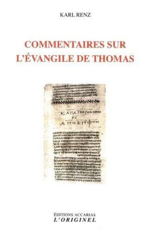 Commentaires sur l'évangile de Thomas