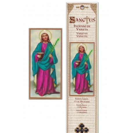 Encens Sanctus Sainte Lucie
