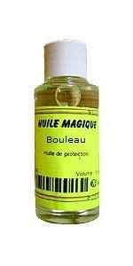 Huile magique Bouleau