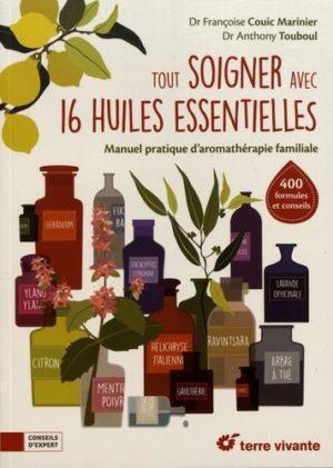 out soigner avec 16 huiles essentielles