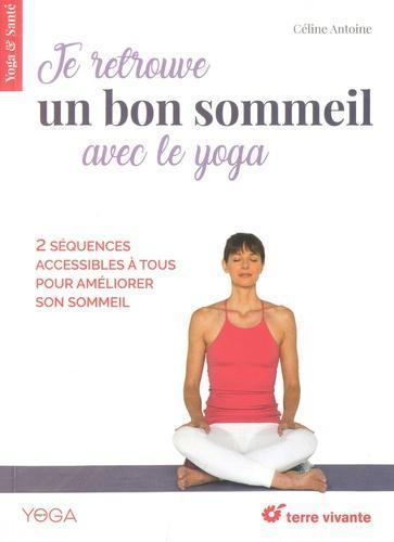 e retrouve un bon sommeil avec le yoga