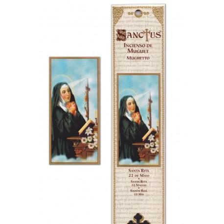 Encens Sanctus Sainte Rita