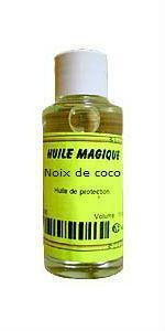 Huile magique Noix de coco