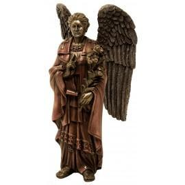 Statuette archange Gabriel