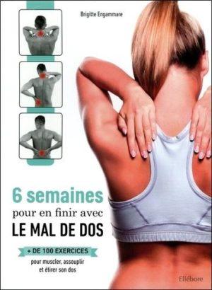 6 semaines pour en finir avec le mal de dos. Plus de 100 exercices pour muscler, assouplir et étirer son dos