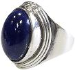 Bague Manika en Lapis lazuli et Argent 925