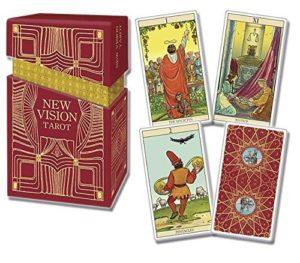New vision tarot (Tarot de la nouvelle vision)