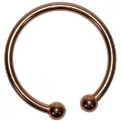 Bracelet en cuivre avec aimants 3 mm