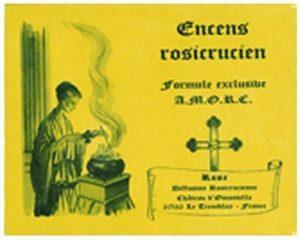 Encens Rosicrucien Rose