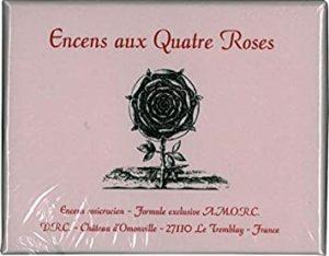 Encens Rosicrucien aux Quatre Roses