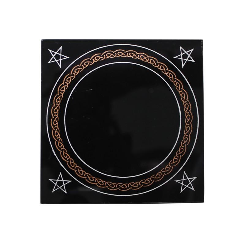 Miroir noir de divination (Scrying)