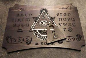 Grande planche Ouija Mystique