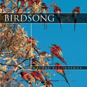 Cd Bird song (Chant d'oiseau)