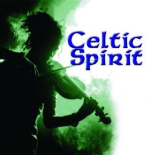 Cd Celtic spirit (Esprit celtique)
