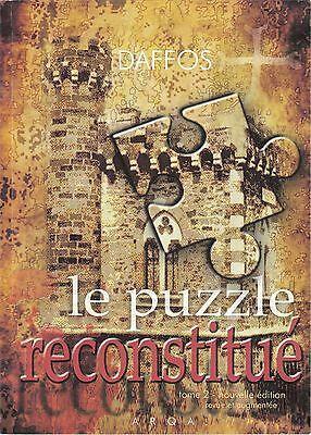 Le puzzle reconstitué, Daffos, éditions ARQA