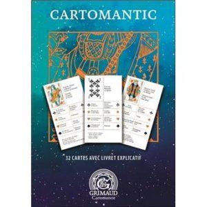 Cartomantic. 32 cartes avec livret explicatif