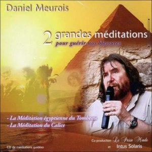 Deux grandes méditations pour guérir nos blessures Daniel Meurois