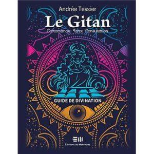 Coffret Le gitan. Cartomancie - tarot - consultation