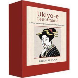 Ukiyo-e Lenormand. Cartes oracles inspirées de la tradition japonaise. Avec 36 carte
