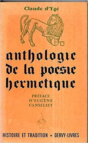 anthologie de la poésie hermétique